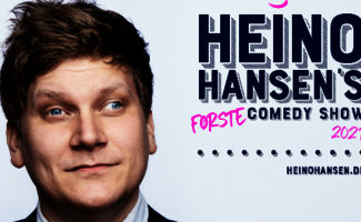 Heino Hansen (21.30 ekstrabillette