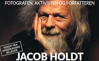 Billedforedrag med Jacob Holdt