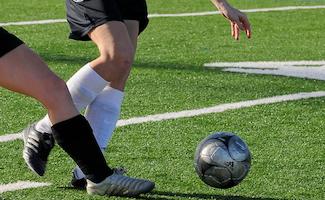 Fodboldkamp Herre-DS Pulje 4 - Tjørring IF mod Vejgaard B