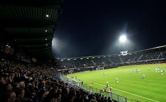 Fodboldkamp Herre-DS Pulje 4 - Herning Fremad mod Tjørring IF