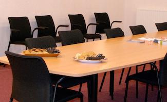 Møde i Børne- og Familieudvalget