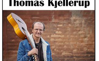 Thomas Kjellerup live- & intimkoncert - NY DATO!