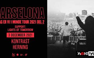 Barselona koncert - Kontrast Herning