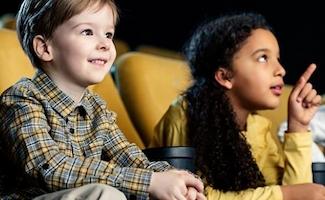 Filmhygge på biblioteket for børn 7-9 år
