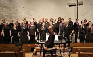 Koncert med Gospelkoret Good Time
