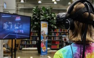 Oplev rummet i Virtual Reality