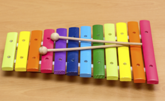 Musikalsk legestue på Biblioteket i Herning