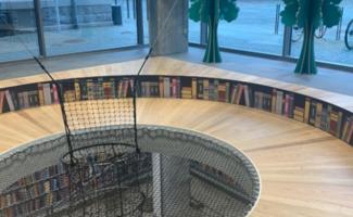 Indvielse af børnebibliotekets nye Læsenet