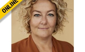 LIVE Forfattertalk Lotte Garbers