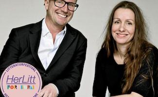 Mød Sabine Lemire og Rasmus Bregnhøi