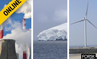 Forskningens Døgn - Klima og den globale opvarmning