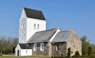 Formiddagstur fra Rind Kirke med Fodslaw Herning