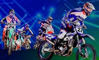 Yamaha SuperCross & Freestyle Show 2022