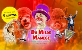 Cirkus Mascots