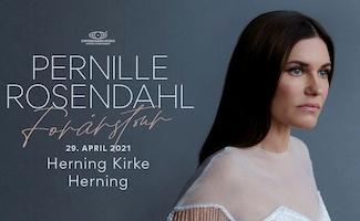 Kirkekoncert med Pernille Rosendahl