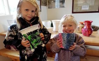 Efterårsferie for børn og bedsteforældre