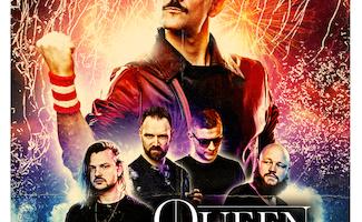 Queen Machine rocker i Søby