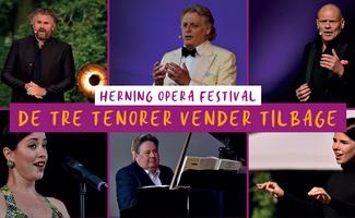 De tre tenorer vender tilbage