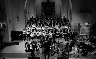 Messias M. Drengekoret+Ensemble MidtVest