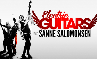 Electric Guitars feat. Sanne Salomonsen