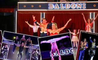 Cirkus Baldoni besøger Ørnhøj